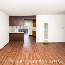 Rental info for 24039 Park St. # 4 in the Burbank area