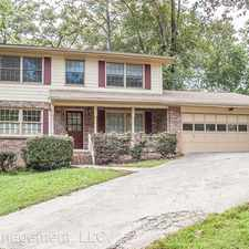 Rental info for 4682 Sharon Valley Ct in the Dunwoody area