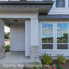 Rental info for Townhomes at Roe in the Winstead Park area