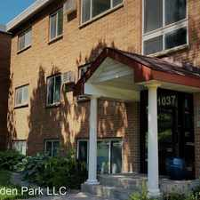 Rental info for 1031 Cromwell Ave - 302 in the St. Anthony area