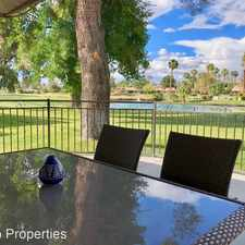 Rental info for 68462 Calle Toledo in the 92234 area