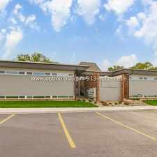 """Rental info for ALL NEW. """"Hudson on the Blue"""" Exceptional One bedroom & Studio Apartment Community. in the Hickman Mills area"""