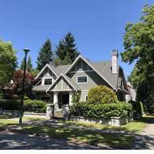 Rental info for Granville St & Devonshire Crescent in the Shaughnessy area