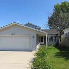Rental info for 4614 13 Avenue Northwest in the Crawford Plains area
