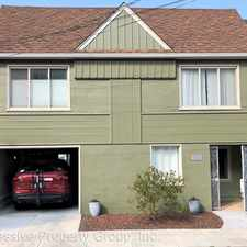 Rental info for 730 Myra Way in the Miraloma Park area