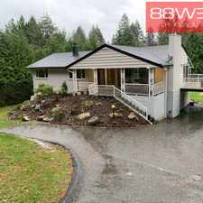 Rental info for 660 Kenwood Road in the West Vancouver area