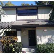 Rental info for newly remodeled townhome in desireable coconut cre in the 33066 area