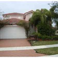 Rental info for BEAUTIFUL CORAL SPRINGS HOME in the Coral Springs area