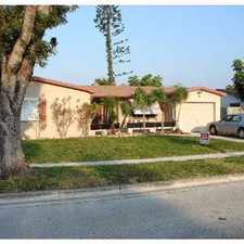 Rental info for beautiful margate 4/2 rental with huge fenced in y in the Coral Springs area