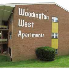 Rental info for Woodington West Apartments in the Irvington area