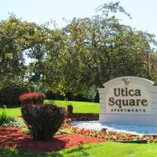 Rental info for Utica Square Apartments