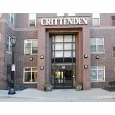 Rental info for Crittenden Court in the Ohio City area