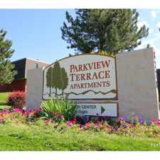 Rental info for Parkview Terrace