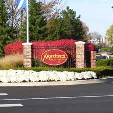 Rental info for The Masters Apartments in the I69-Fall Creek area