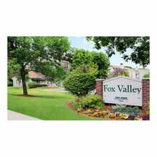 Rental info for Fox Valley Apartment Homes