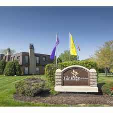 Rental info for The Ridge at Chestnut in the Waldo area