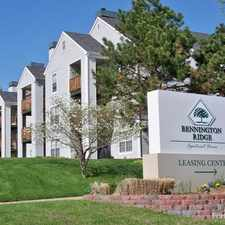 Rental info for Bennington Ridge