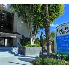 Rental info for Pacific View Apartment Homes in the Traffic Circle area