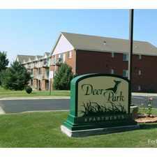 Rental info for Deer Park Apartments