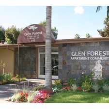 Rental info for Glen Forest