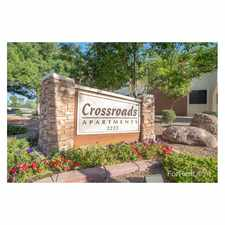 Rental info for Crossroads Apartments