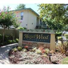 Rental info for Hazel Wood Apartments in the Orangevale area