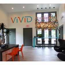 Rental info for Vivid in the San Antonio area