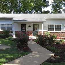 Rental info for Oakmont Townhomes in the St. Louis area