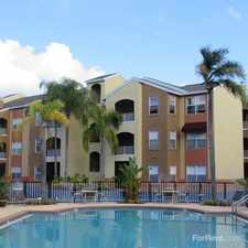 Rental info for Park at Veneto in the Cape Coral area