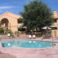 Rental info for Coronado Villas in the Tucson area