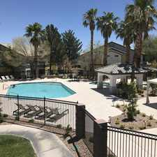 Rental info for South Valley Ranch in the Henderson area