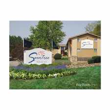 Rental info for Suntree Apartments in the Kansas City area