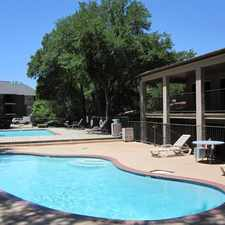 Rental info for The Creek in the Round Rock area