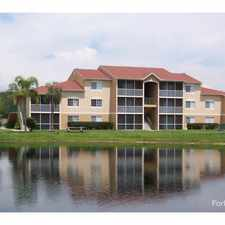 Rental info for Cypress Trace in the Tampa area