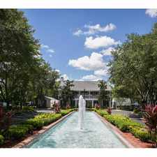 Rental info for Amberly Place at Tampa Palms