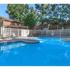 Rental info for Park City Apartment Homes in the Northwest Santa Ana area