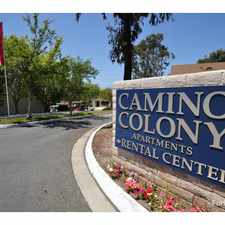 Rental info for Camino Colony