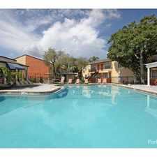Rental info for Beach Club Apartments
