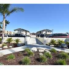 Rental info for Vista Hermosa in the San Diego area