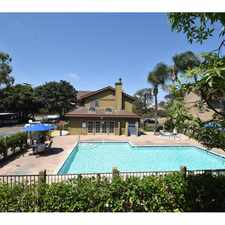 Rental info for Beach Colony Apartments in the San Diego area