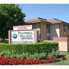 Rental info for Foothill Village