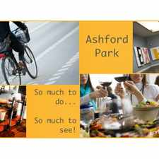 Rental info for Ashford Park