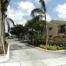 Rental info for Vista Palms in the Ives Estates area