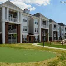 Rental info for The Apartments of St Charles