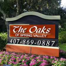Rental info for The Oaks of Spring Valley