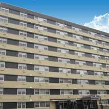 Rental info for Ambassador Towers in the 07018 area
