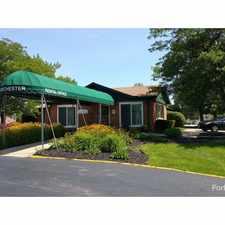 Rental info for Dorchester Village