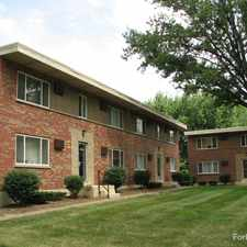 Rental info for Grandview Gardens Apartments in the St. Louis area