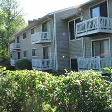 Rental info for Eagle Creek Apartments in the Independence area