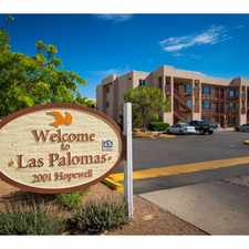 Rental info for Las Palomas